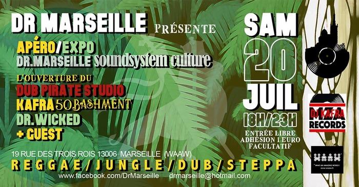 Dr.Marseille Soundsystem Culture
