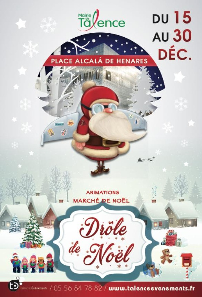 Drôle de Noël 2017