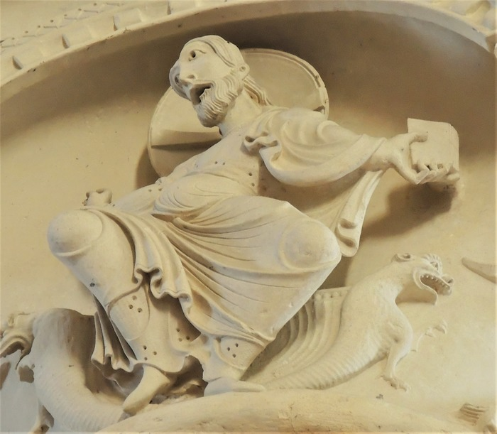 Journées du patrimoine 2018 - Du Berry en Terre Sainte, sur les pas du Maître de Plaimpied.