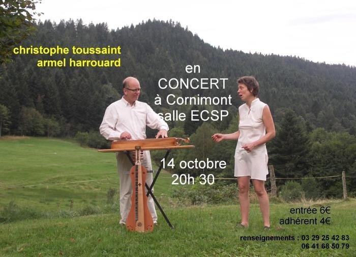 Duo Christophe Toussaint & Armel Harrouard