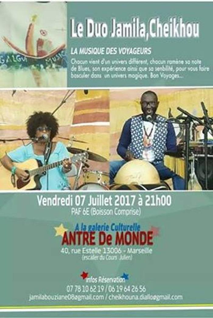 Duo Jamila Cheikhou