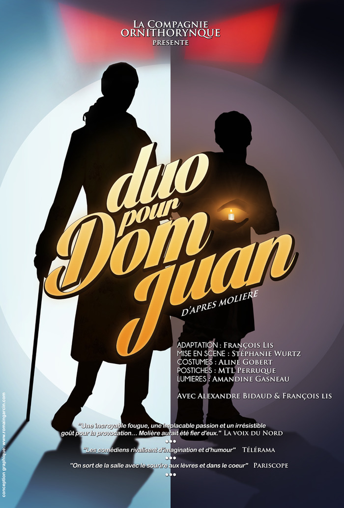 Duo pour Don Juan - Festival Mère Deny's