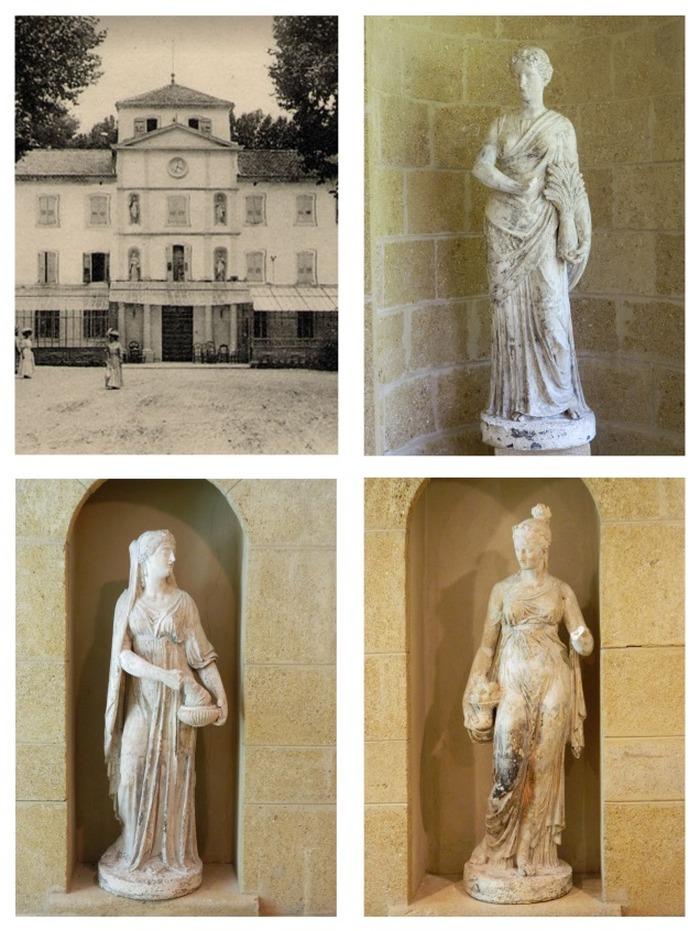 Journées du patrimoine 2018 - EAU DIVINE, EAU INTEMPORELLE  LA SOURCE SACRÉE ET LE PATRIMOINE HISTORIQUE GRYSÉLIENS