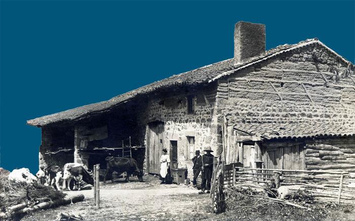 Crédits image : musée d'histoire du 20e siècle - Estivareilles 42380