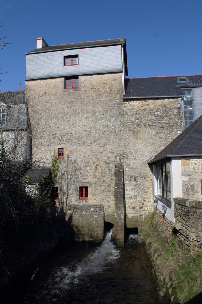 Journées du patrimoine 2018 - Découverte - Ecomusée du moulin du pont - Daoulas
