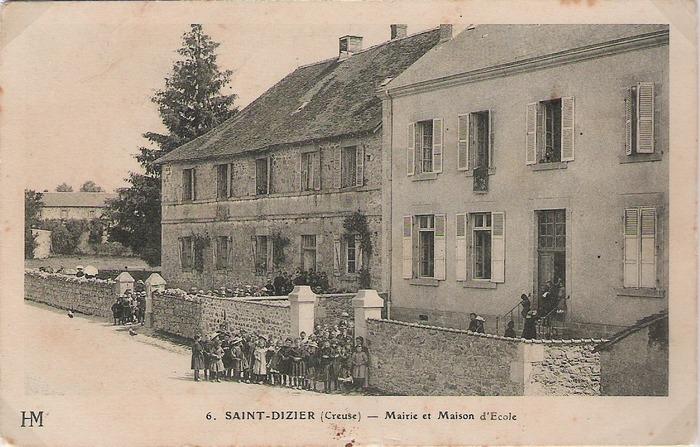 Crédits image : © Saint-Dizier-Leyrenne