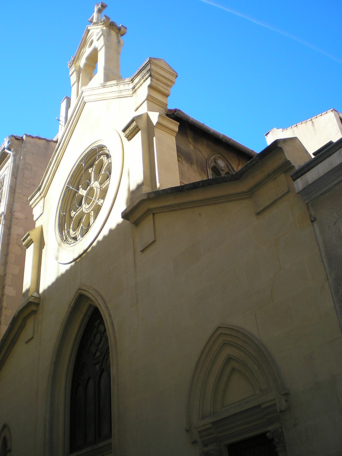 Crédits image : Eglise anglicane de Marseille