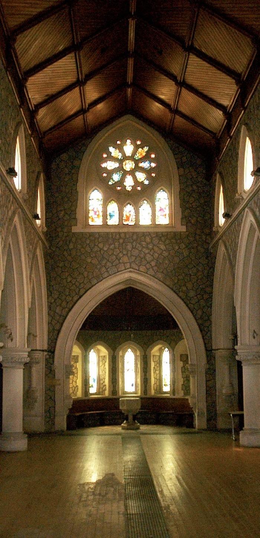 Journées du patrimoine 2018 - Église anglicane