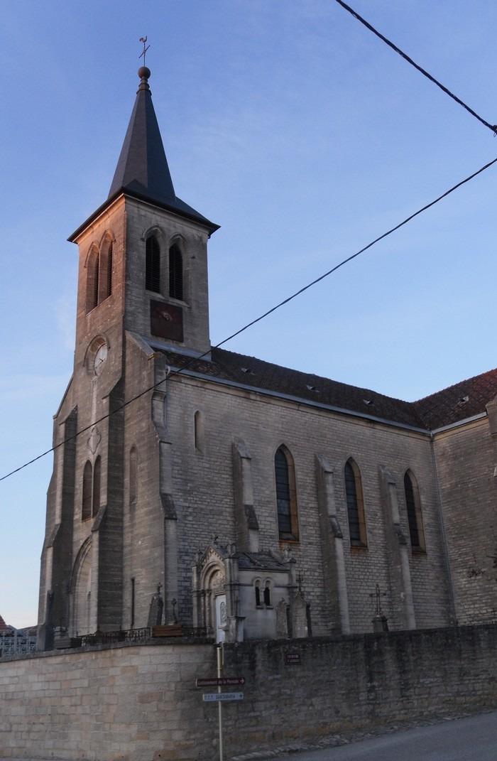 Journées du patrimoine 2018 - Église Bouhans et Feurg