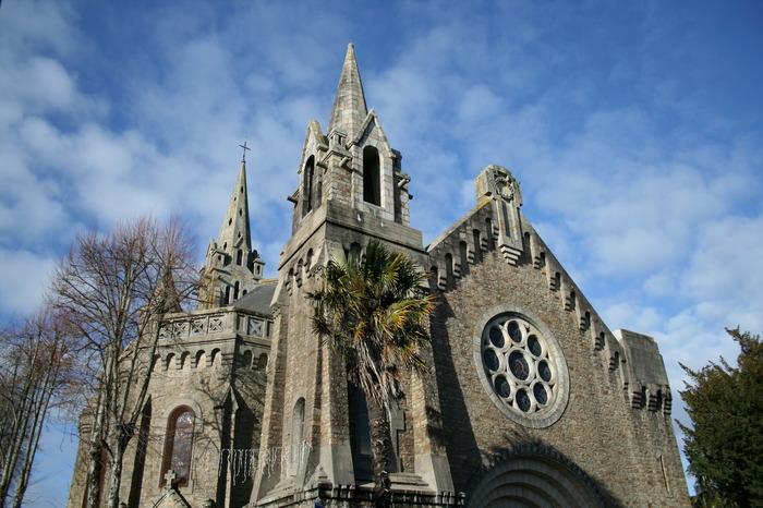 Journées du patrimoine 2018 - Eglise Charles-de-Blois : mosaïques et vitraux