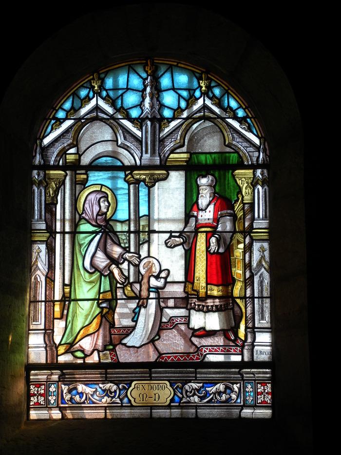 Journées du patrimoine 2017 - Visite de l'Eglise de Saint-Laurent-La-Roche