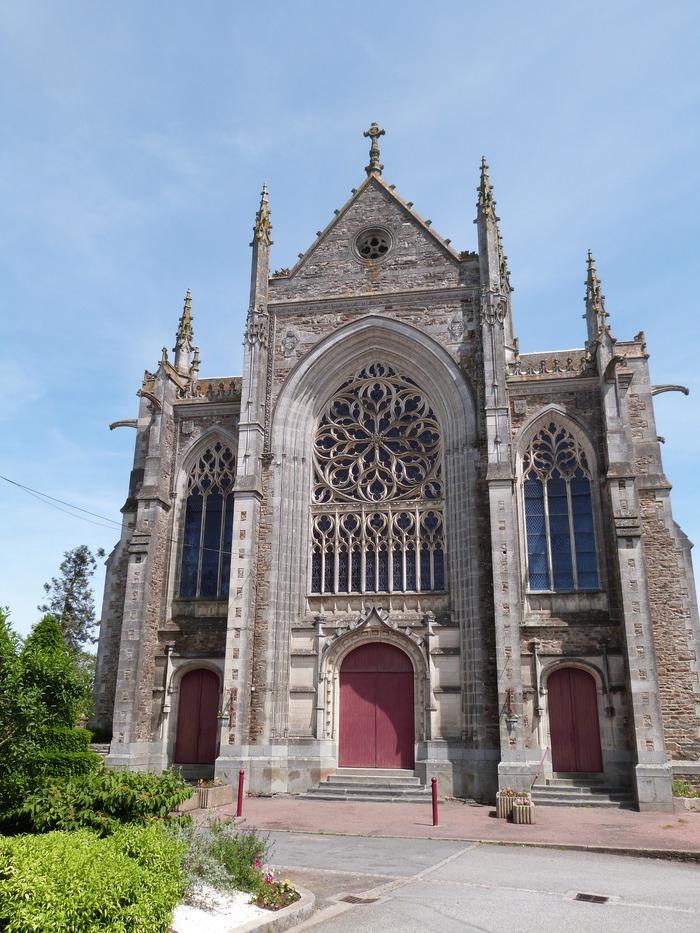 Journées du patrimoine 2017 - Eglise, crypte et dépôt lapidaire, chapelle, fontaines