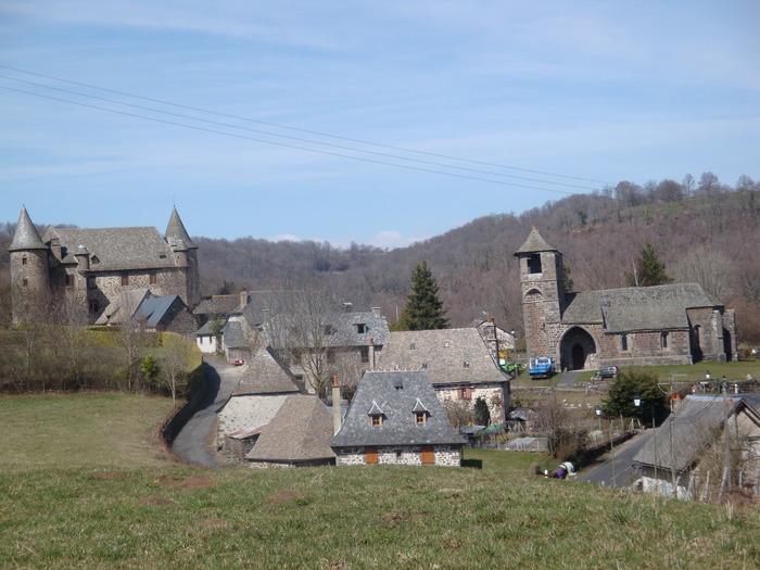 Journées du patrimoine 2017 - Visite libre de l'église d'Albinhac