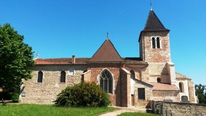 Journées du patrimoine 2017 - Eglise de Biziat