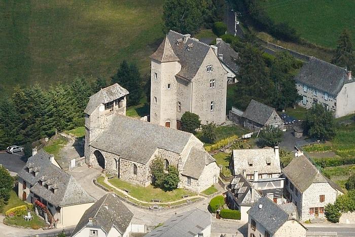 Journées du patrimoine 2017 - Visite libre de l'église de Brommat