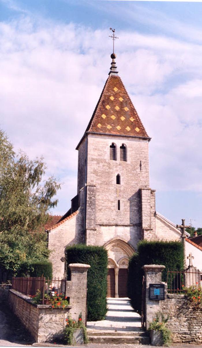 Journées du patrimoine 2017 - Découverte de l'Eglise de Champlitte-la-ville