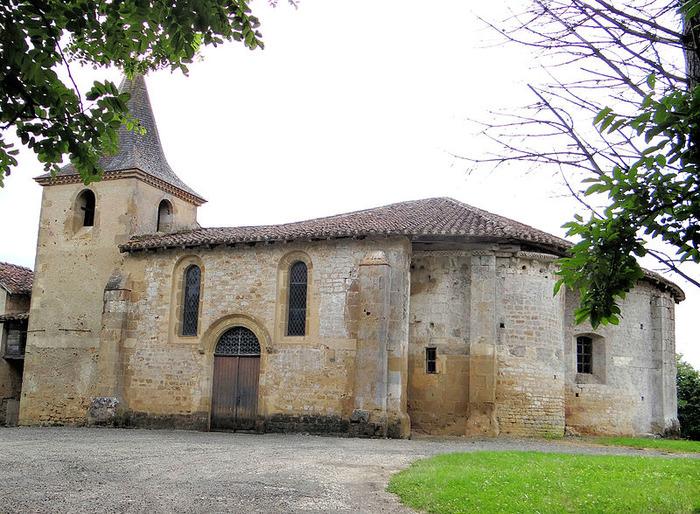 Journées du patrimoine 2017 - Visite libre de l'église de Croûte