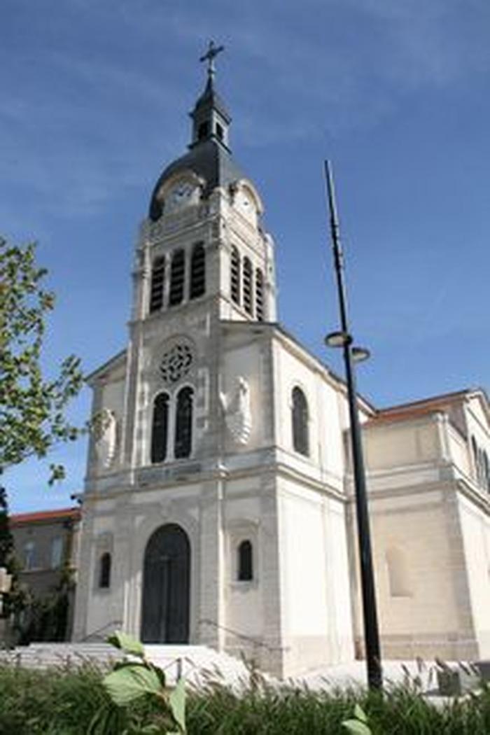 Journées du patrimoine 2018 - Visite libre de l'église de Feyzin.
