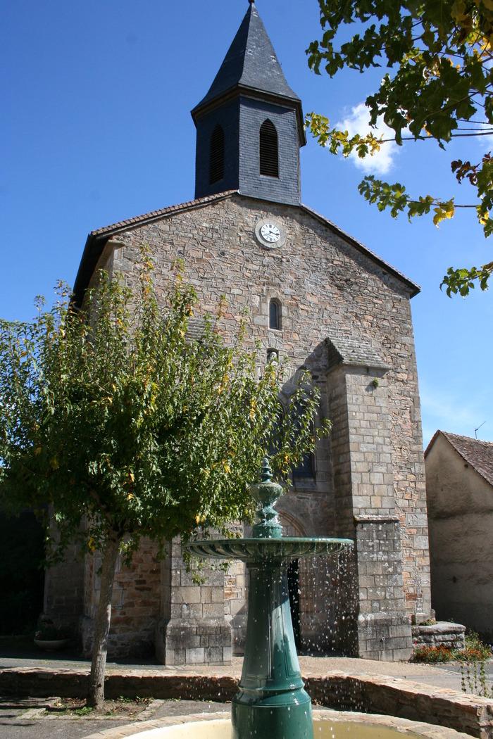Journées du patrimoine 2017 - Découverte de l'église de la Roche l'Abeille