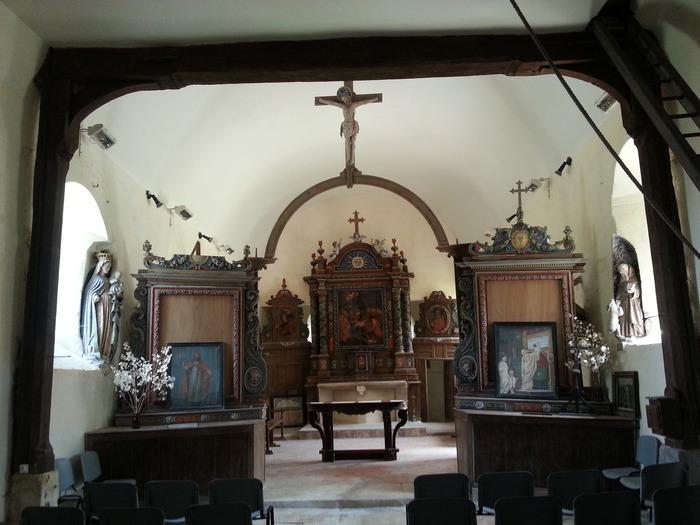 Journées du patrimoine 2018 - Visite libre de l'église de la Sainte Trinité