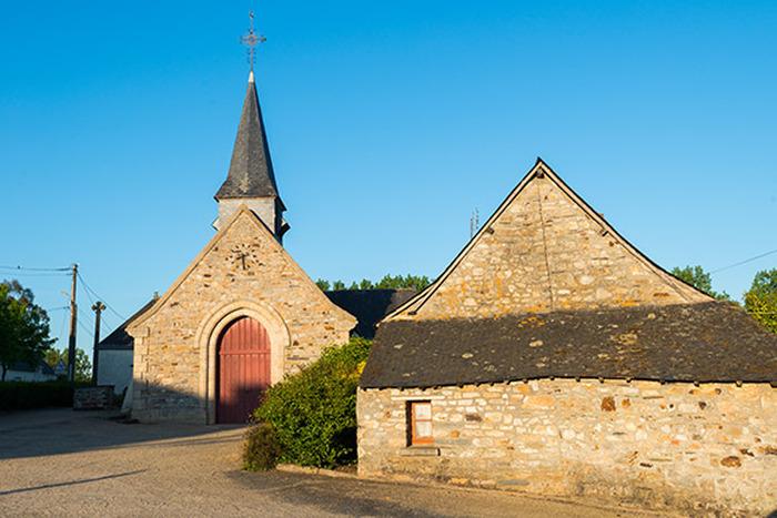 Journées du patrimoine 2018 - église de Mouais
