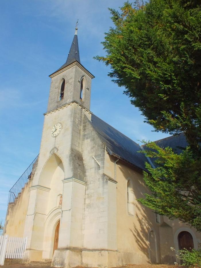 Journées du patrimoine 2018 - Eglise de Noyant la plaine visite guidée et commentée