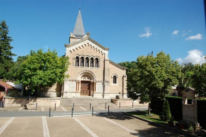 Journées du patrimoine 2017 - Eglise de Parcieux