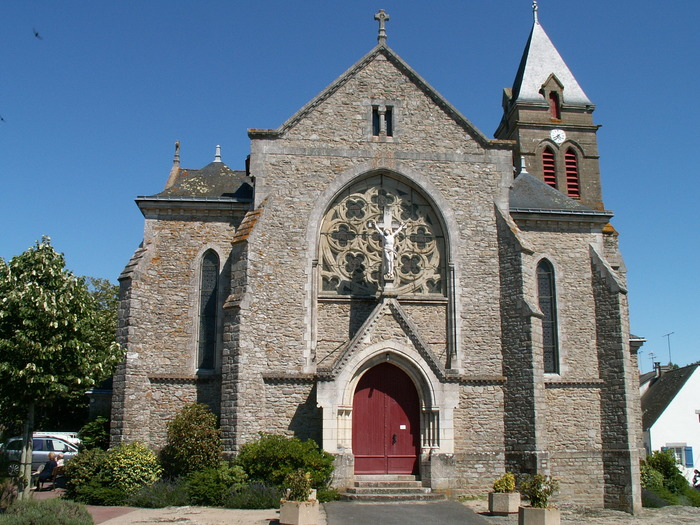 Journées du patrimoine 2018 - Eglise de Saillé