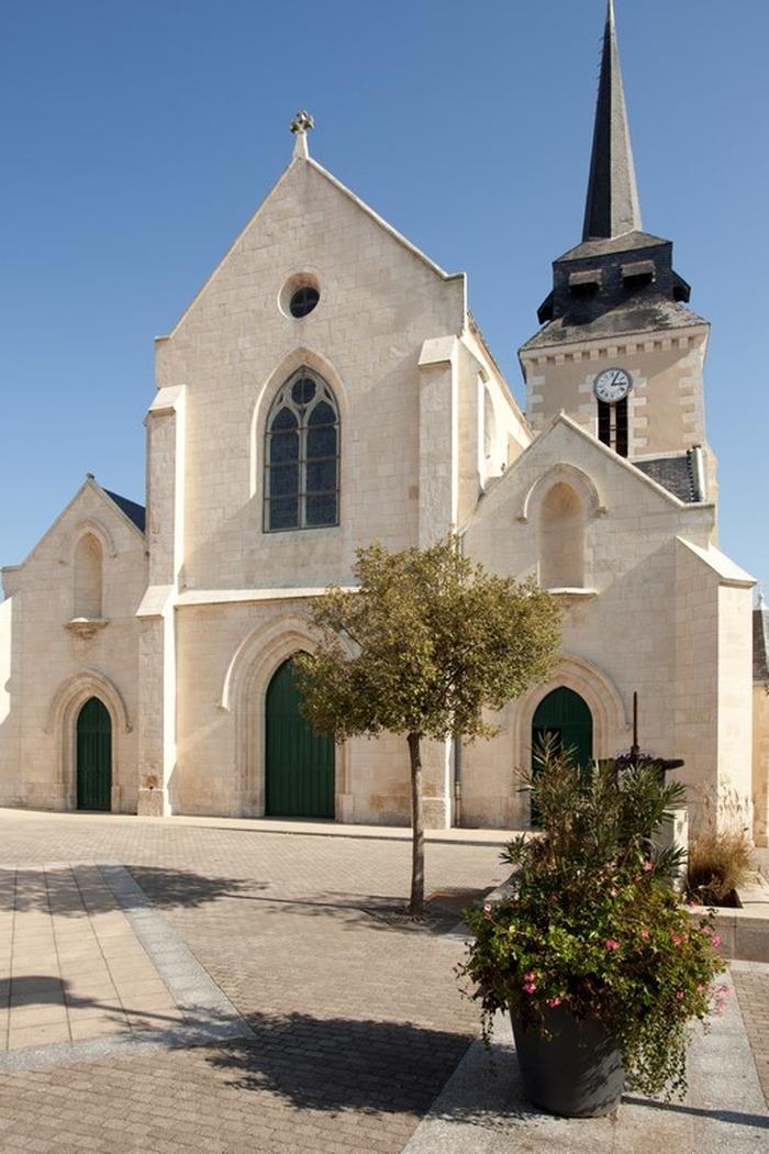 Journées du patrimoine 2019 - Eglise de Saint-Hilaire-de-Riez