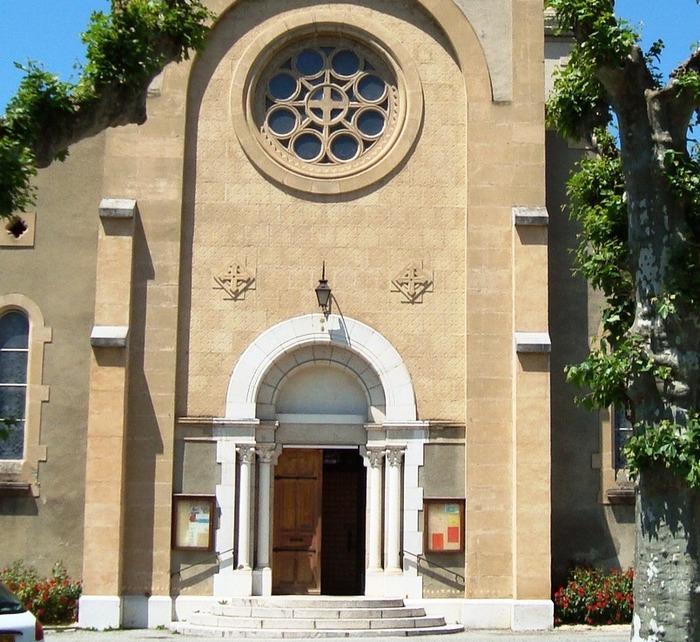 Journées du patrimoine 2018 - Visite libre de l'église de Saint-Martin-D'Uriage.