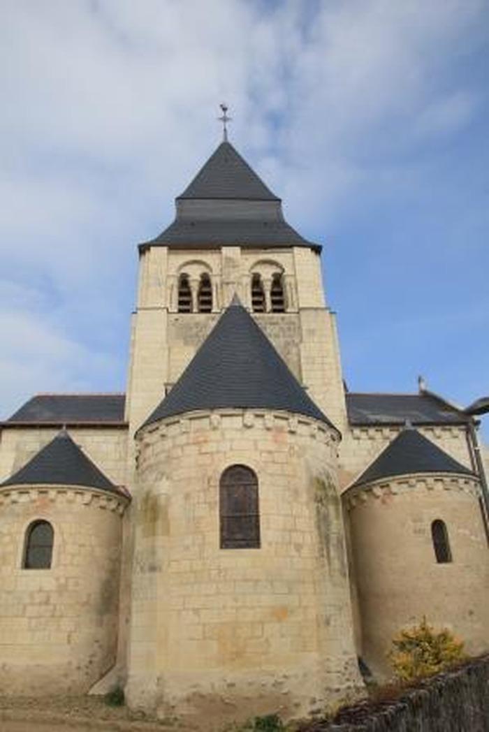 Journées du patrimoine 2018 - Eglise de Saint Martin de Echemiré