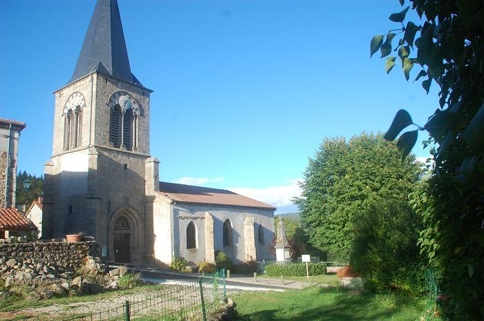 Journées du patrimoine 2017 - Eglise de Saint-Romain