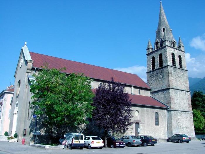 Journées du patrimoine 2018 - Visite libre de l'église de Vaulnaveys-le-Haut.
