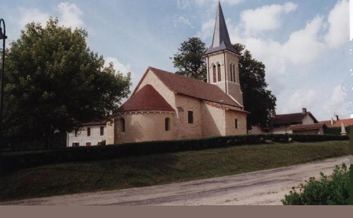 Journées du patrimoine 2018 - Visite libre de l'église de Vescours.