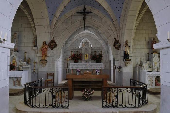 Crédits image : association pour la sauvegarde du patrimoine de Villevayre
