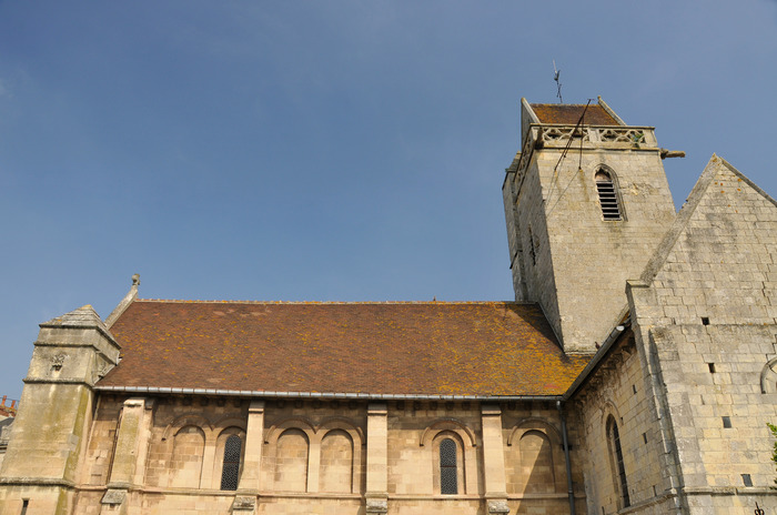 Journées du patrimoine 2018 - Visite libre de l'église du Bourg