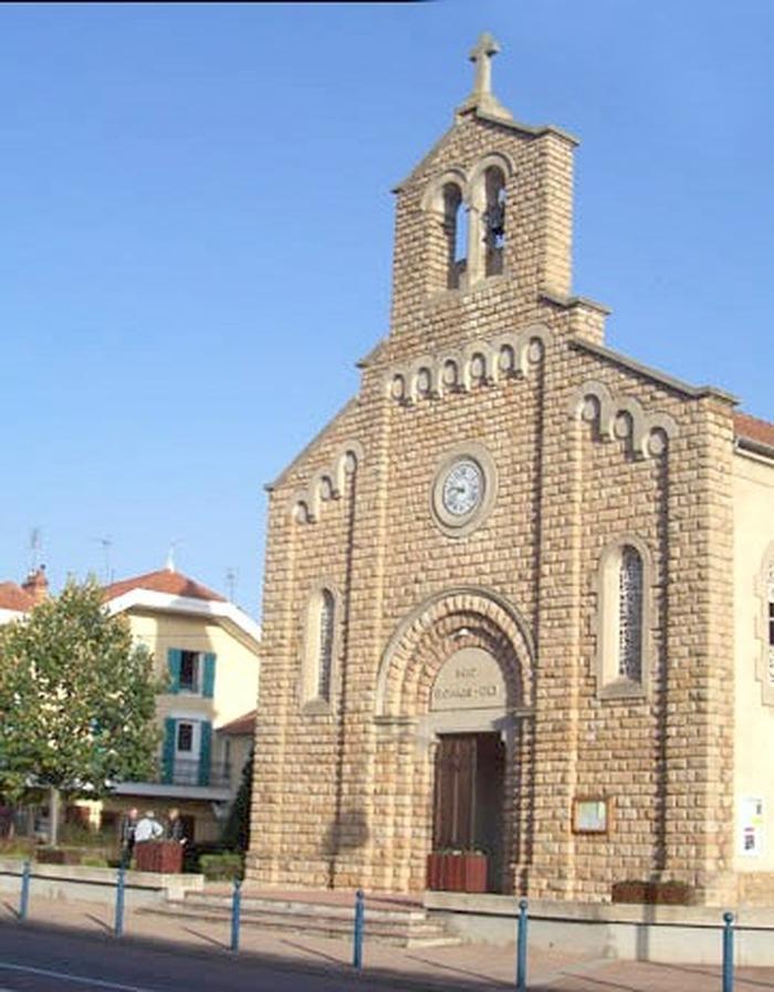 Journées du patrimoine 2018 - Église du Sacré Coeur
