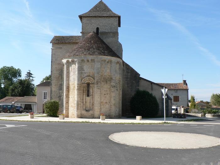 Journées du patrimoine 2018 - À la découverte de l'église Saint-Jean Baptiste