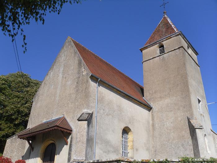 Journées du patrimoine 2018 - Visite libre de l'Église d'Esmoulins