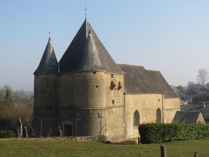 Journées du patrimoine 2018 - Eglise fortifiée Saint-Etienne de Servion
