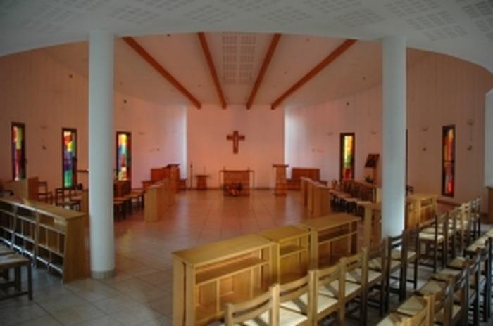 Journées du patrimoine 2018 - Visite de l'église monastique moderne