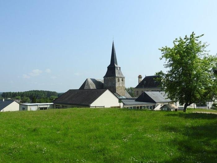 Journées du patrimoine 2017 - Eglise Notre Dame - Clefs