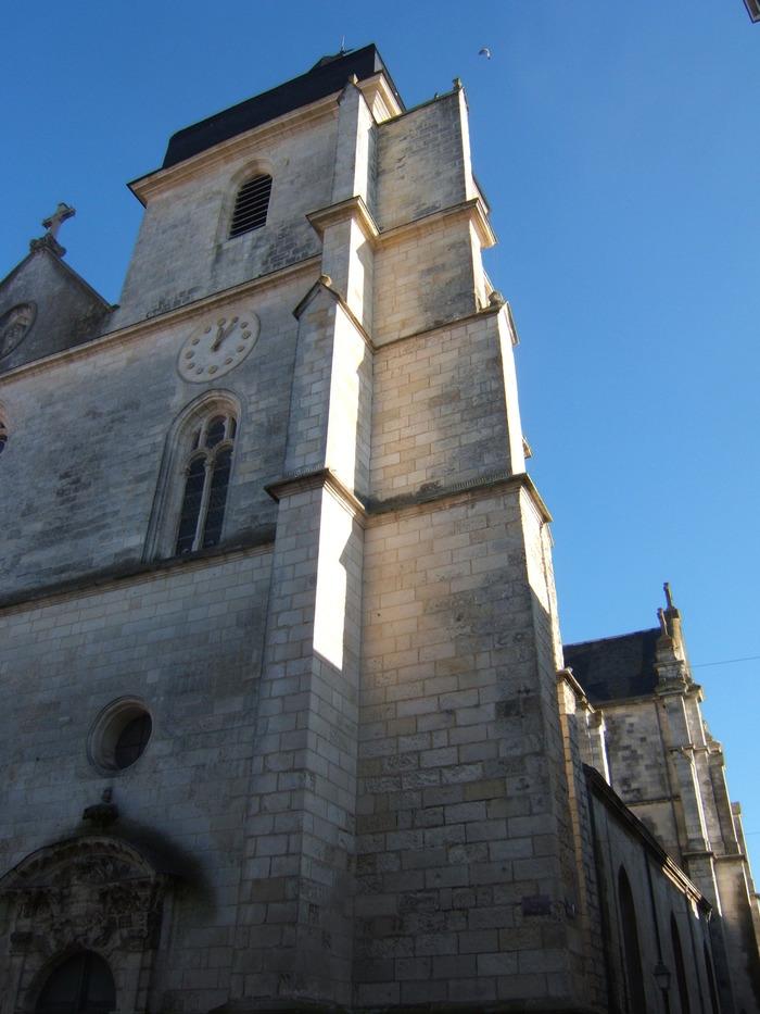 Journées du patrimoine 2018 - Eglise Notre Dame de Bon Port
