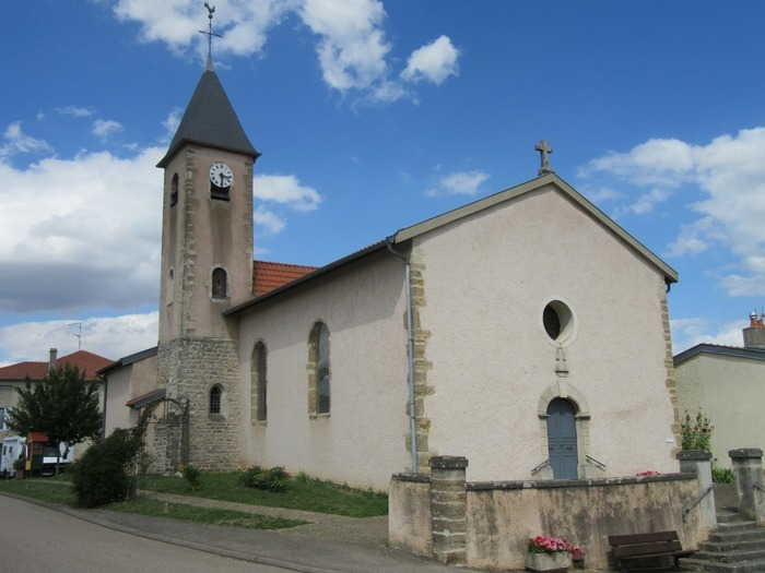 Journées du patrimoine 2019 - Eglise Notre-Dame-de-l'Assomption