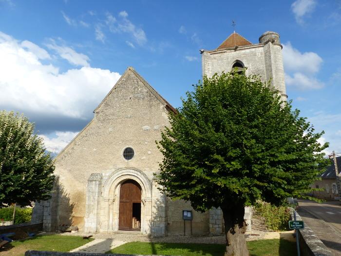 Journées du patrimoine 2018 - Découvrez l'église Notre-Dame de Lucy-sur-Yonne