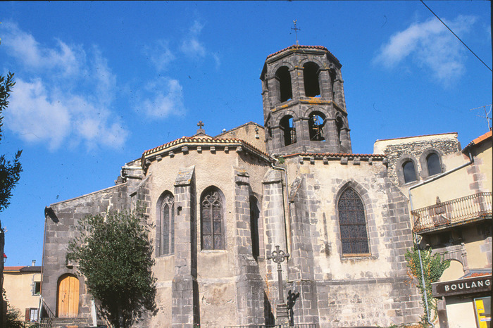 Journées du patrimoine 2018 - Visite libre de l'église Notre-Dame de Marsat.