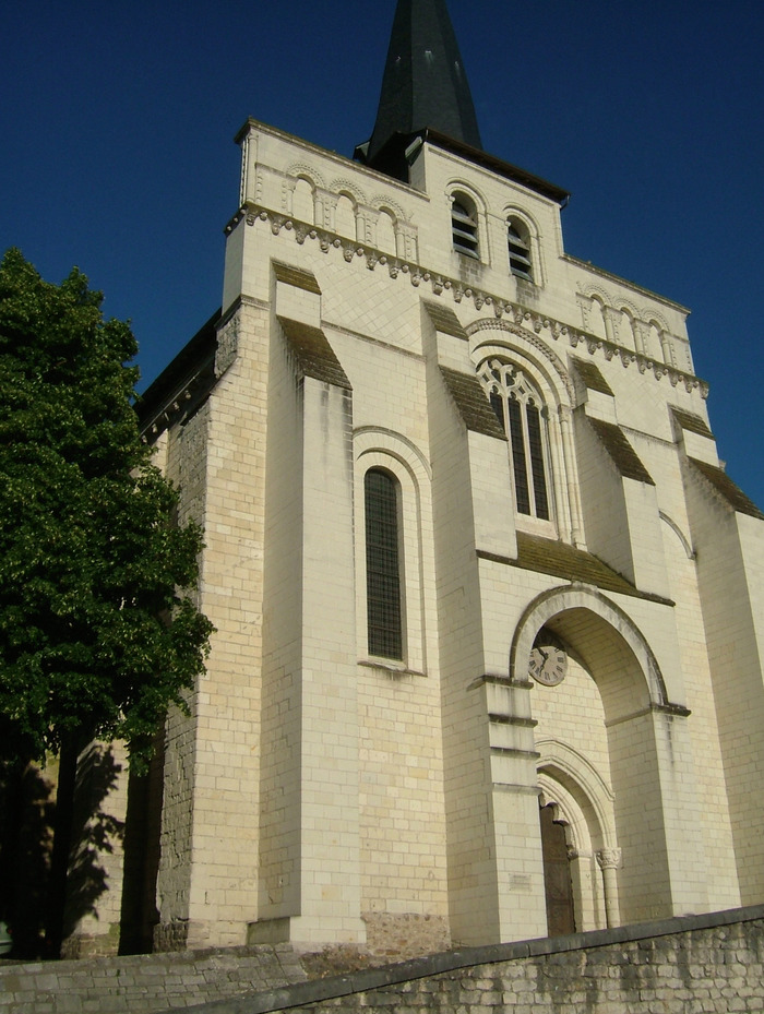 Journées du patrimoine 2018 - Eglise Notre-Dame de Nantilly