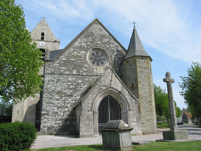 Journées du patrimoine 2017 - Visite guidée de l'église Notre-Dame de Tourlaville