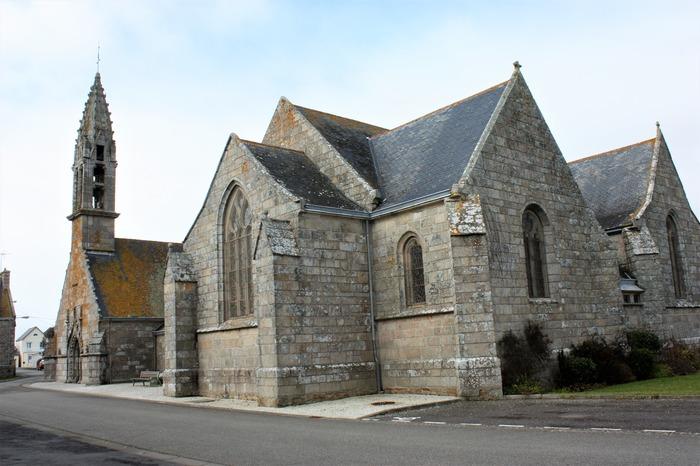 Journées du patrimoine 2017 - Église Notre-Dame des Flots (Léchiagat)