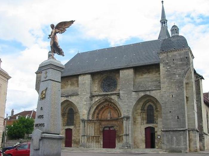 Journées du patrimoine 2019 - Église Notre-Dame-en-sa-Nativité